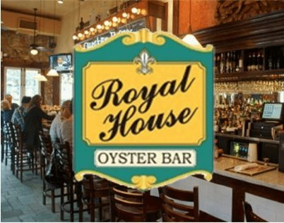 Royal House Oyster Bar New Orleans