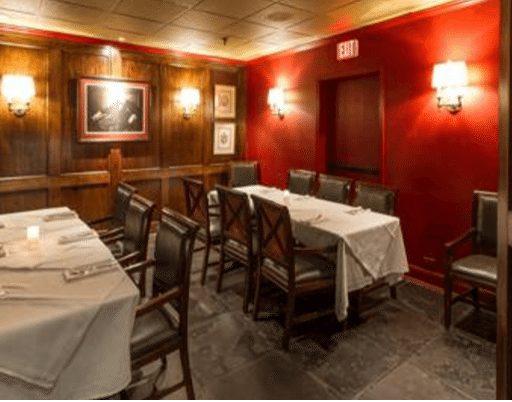 Bombay Club Churchill Room 2