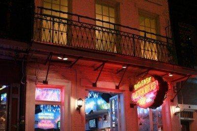 Big Easy Bar 1 Bourbon Street