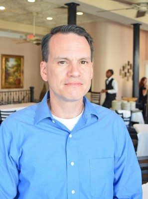 Trent Anderson, Creole Cuisine Restaurant Concepts Senior Area Director of Casual Concepts