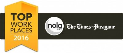 Creole Cuisine Restaurants have been voted Top Places to Work in New Orleans!
