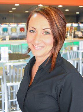 Bridget Terrio Perkins, Area Director, Big Easy Cafe & Daiquiris