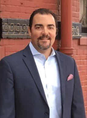 Pete Montecino, Area Director, Upscale Concepts
