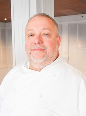 Ralph Pausina, Director of Culinary, Casuals Creole Cuisine Restaurant Group