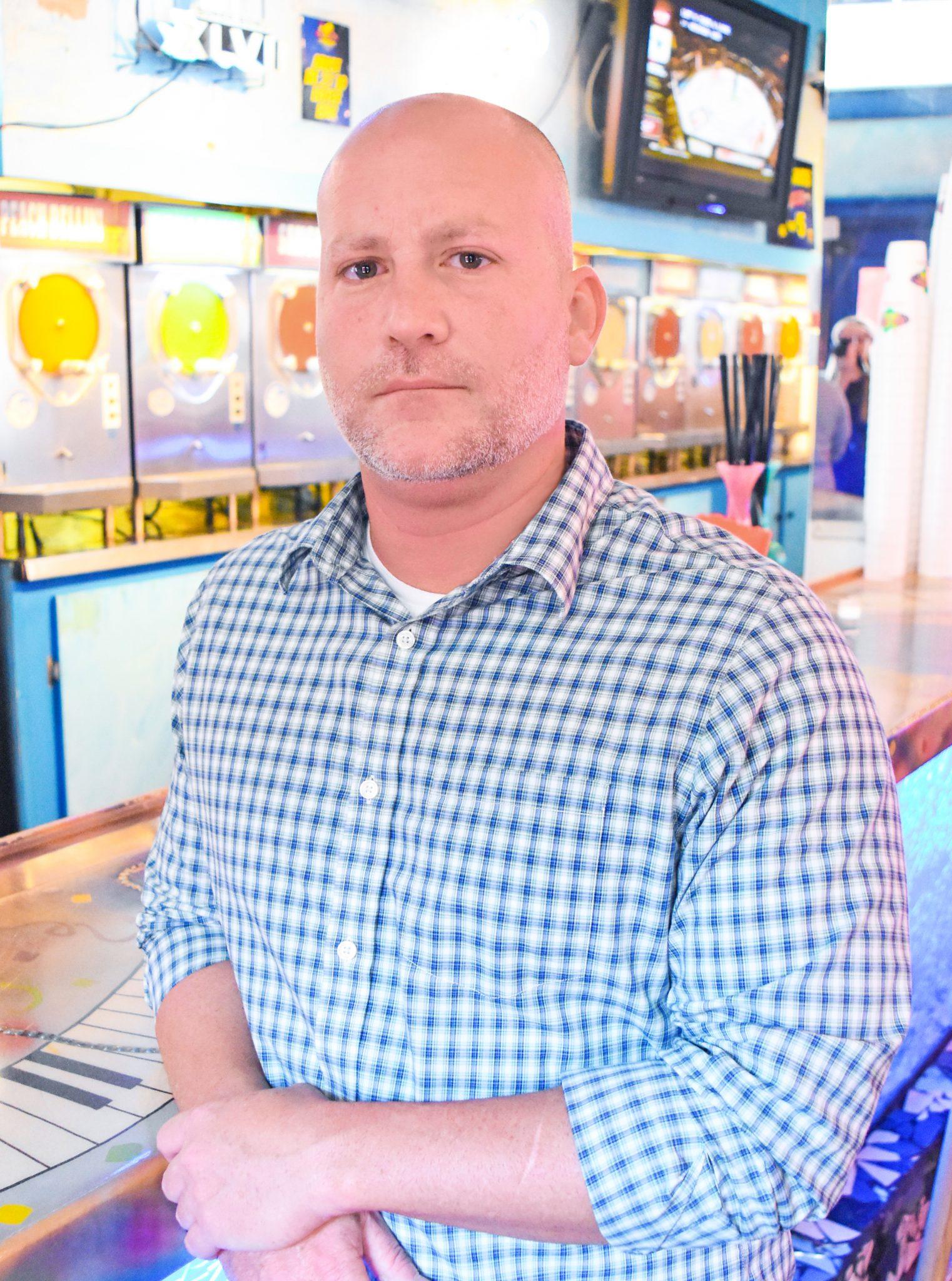 Nick Ditta, Area Director, Big Easy Daiquiris & Crescent City Pizza Works
