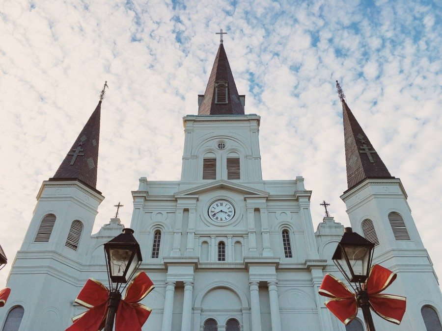 St. Louis Cathedral, New Orleans, French Quarter