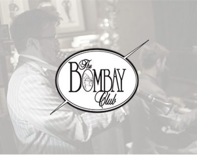 The Bombay Club New Orleans Logo 2