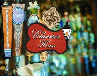 Chartres House Bar Logo 2