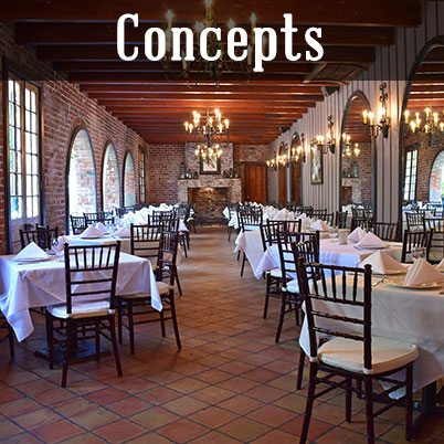 Creole Cuisine Concepts, New Orleans Restaurants