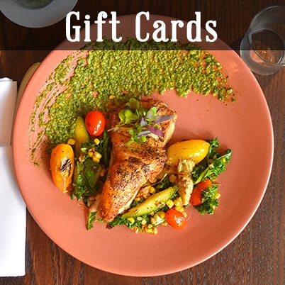 Gift Cards, Creole Cuisine Restaurant Group