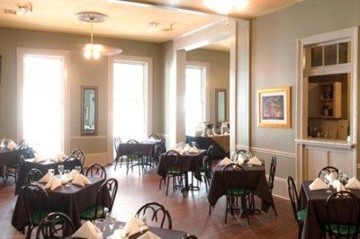 The Grand Absinthe Room, Le Bayou 1