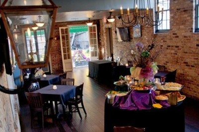 Cypress Room, Pier 424, Bourbon Street Balcony