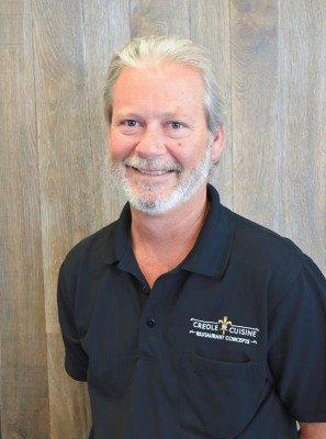 Jeff Roberts, Creole Cuisine Director of Engineering