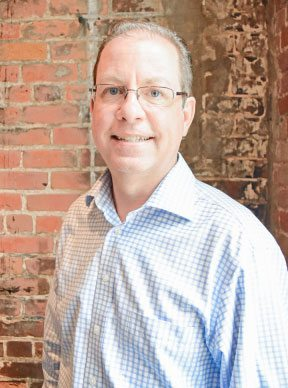 Derek Nettles, Director of Information Technology