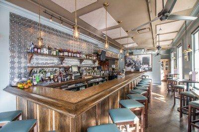 The Kingfish Restaurant Bar & Seating