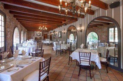 Magnolia Room, Broussard's 1